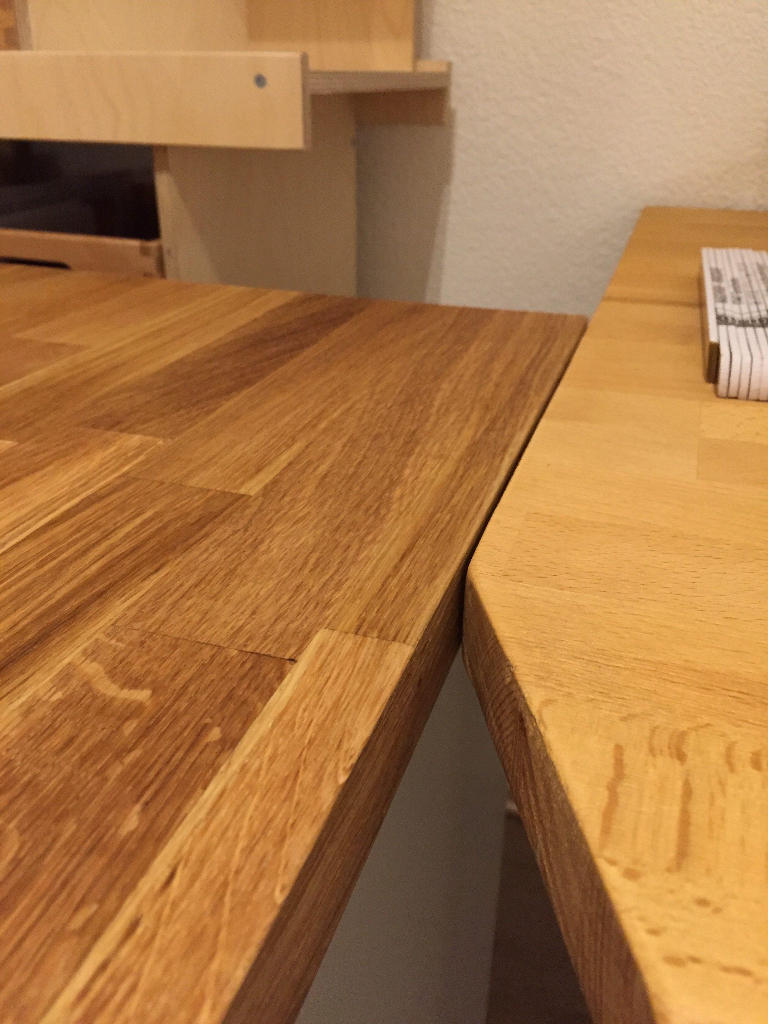 Büromöbel – Holz, Licht & Ich
