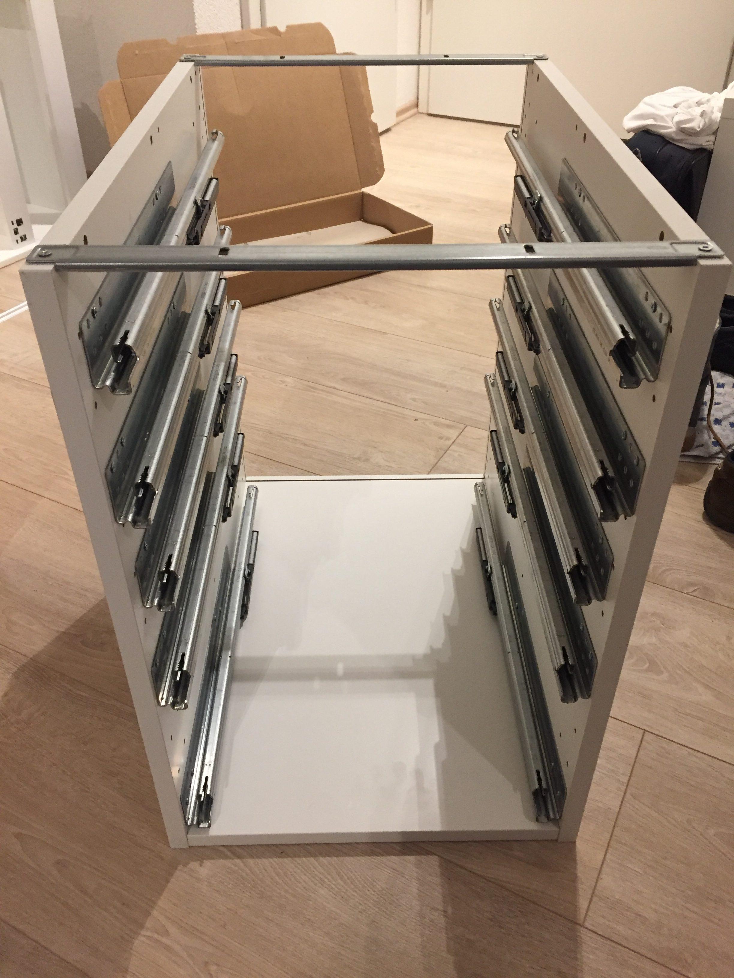Kuchenschrank Mit Schubladen Selber Bauen Caseconrad Com